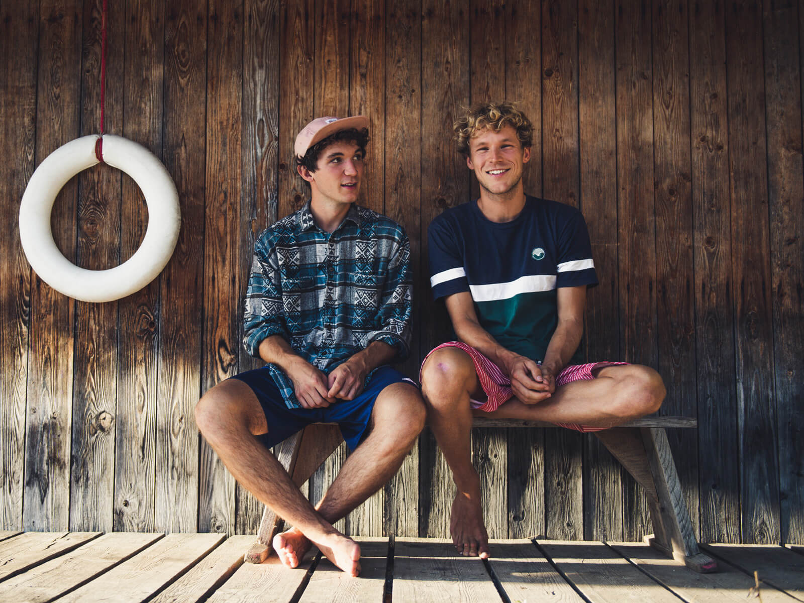 Jakob und Matti Bruckner