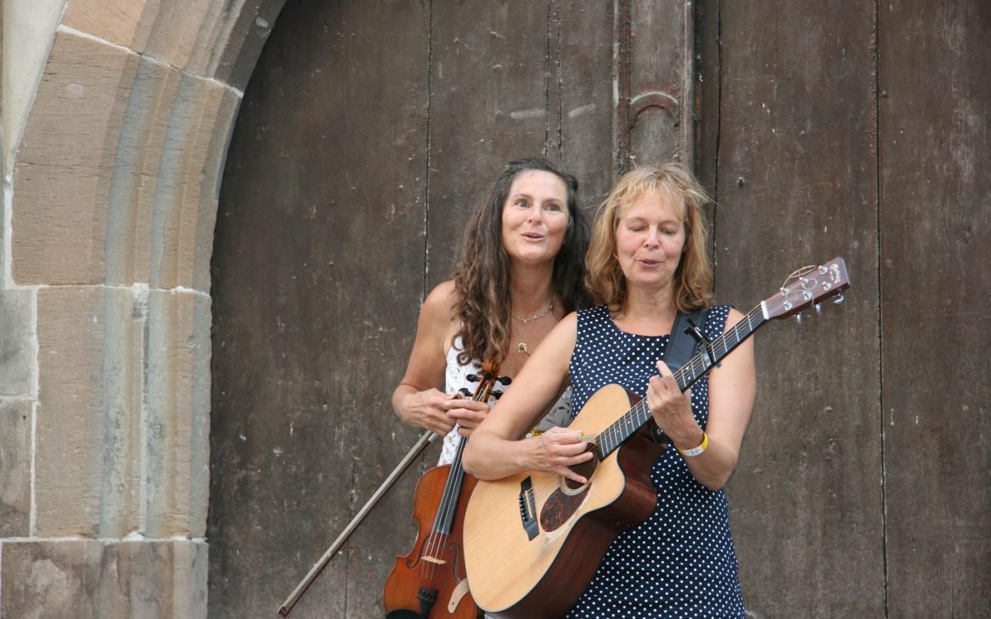 Tag der Straßenmusik Herrenberg 2018