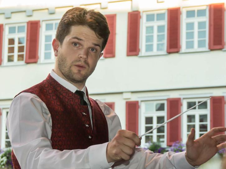 Stadtkapelle Herrenberg - Dirigent Michael Kraus
